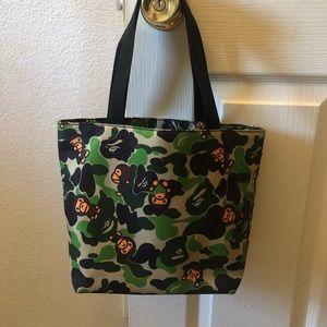 Authentic Mini Baby Milo Tote Bag
